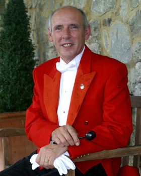 Michael Bowdrey - Toastmaster